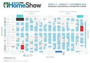 Asbestos Removal Stand at Sunday Mail Home Show